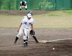 DSC_3380 (dragonsfanatic) Tags: college japan geotagged technology baseball highschool national okinawa  2008 koko ballpark kyuyo      okinawakosen geo:tool=yuancc  geo:lat=26332283 geo:lon=127790329