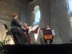 Printemps musical de Saint-Cosme, 24 mars 2008 : Trios de Schnittke, Beethoven et Villa-Lobos