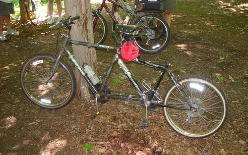 Half-a-Huffy and bits of a Roadmaster