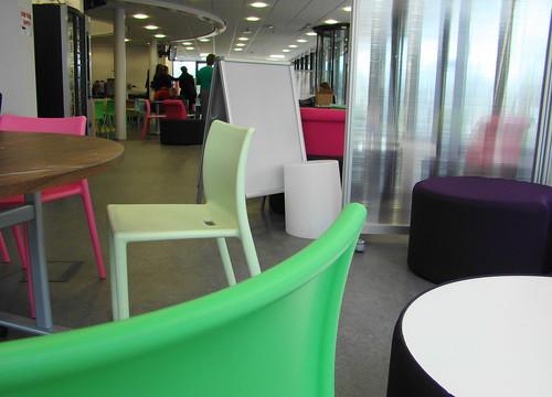 social learning space - simon williams undergraduate centre