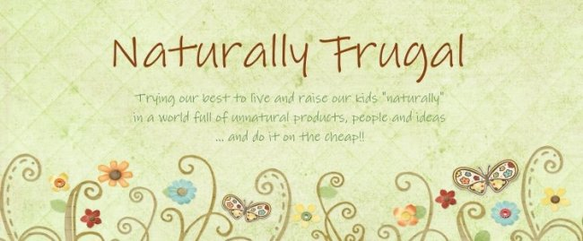 Naturally Frugal