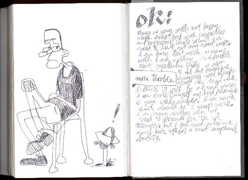 Cyrus Sketches