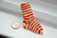 Wee Tiny Sock