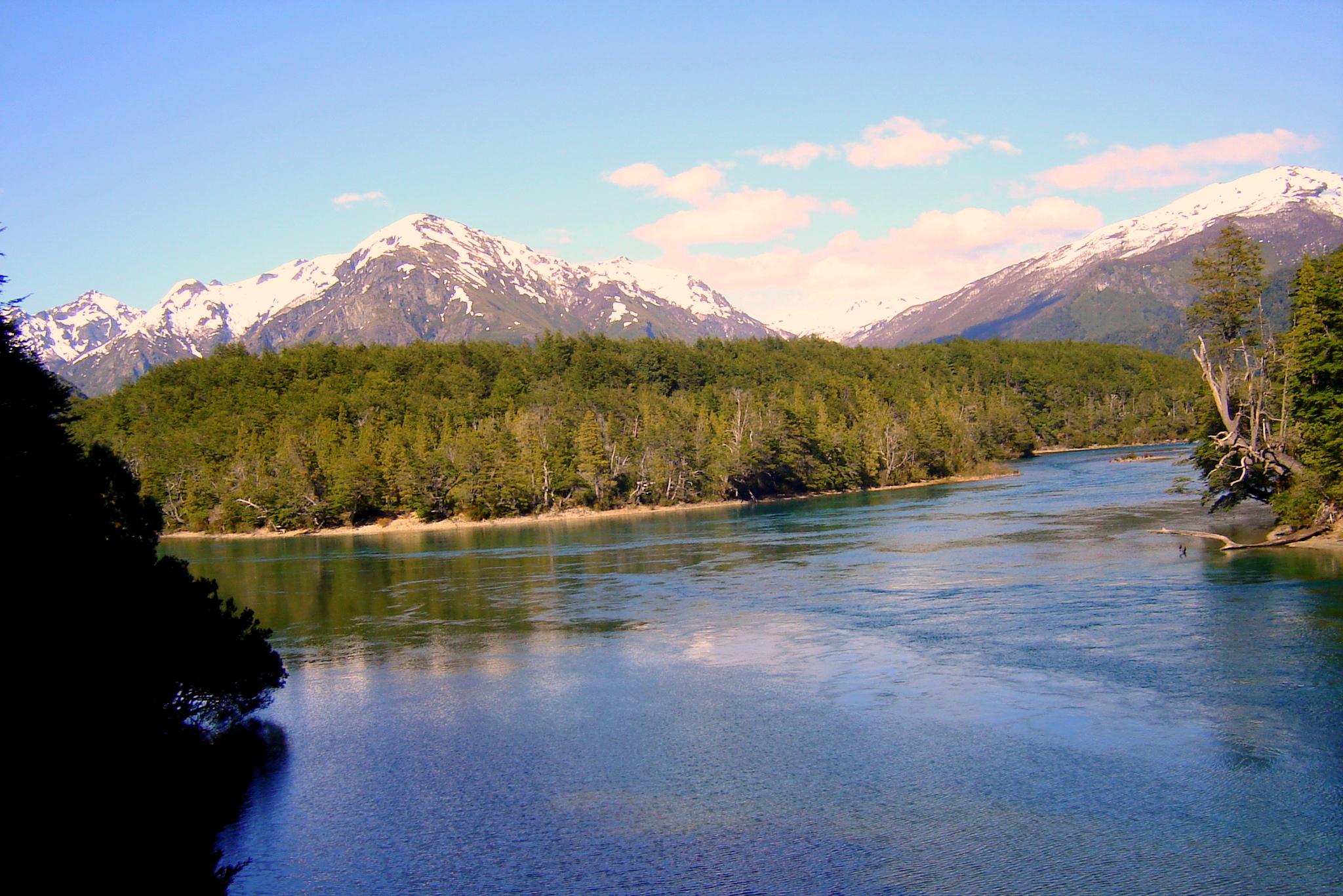 """Lago Menendez - """"Parque Nacional Los Alerces"""" - Esquel - Chubut - Patagonia Argentina"""