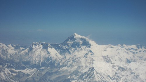 Mt. Everest - worlds highest mountain