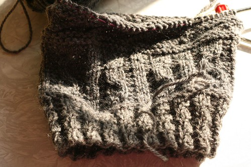 gansey sampler hat