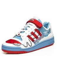 Фото 1 - Adidas продолжает праздновать 25-й юбилей кроссовок Forum