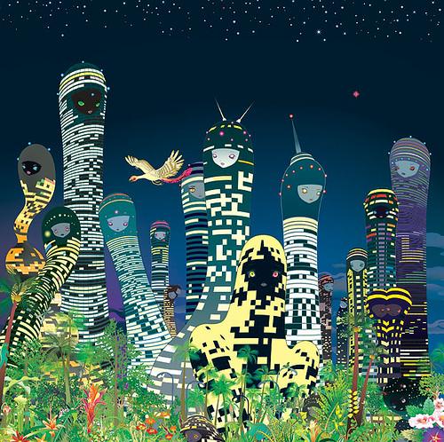 cityglow