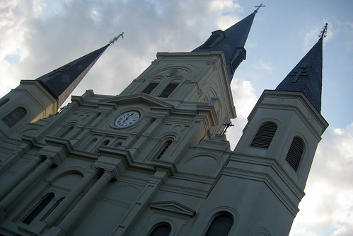 New Orleans - French Quarter - St. Louis Cathedral