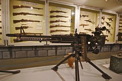 Army Museum Bandiana (yewenyi) Tags: museum army belt highway gun military australia victoria m31 vic aus bullets machinegun adf oceania australianarmy wodonga auspctagged armymuseum humehighway northeastvictoria highway31 australiandefenceforce bandiana wineandhighcountry national31 pc3690 wodongaruralcity wodongacitycouncil cityofwodonga armymuseumbandiana