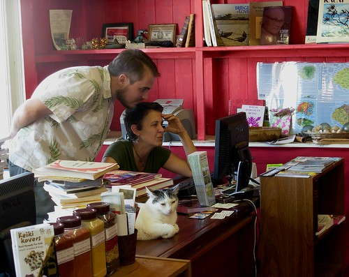 Ed and Cynthia - Talk Story Bookstore