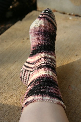 twilight sock #1