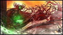 Spawn (Marcmons007) Tags: spawn antihero villian diable darkness 3d comic mons marc marvel dc