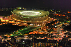 Lodging Adjacent to Green Point Stadium