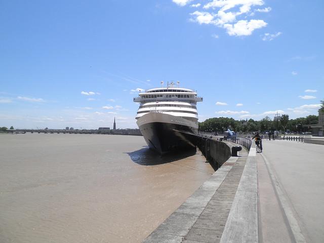 Paysage du port de Bordeaux - Bordeaux - P5310038