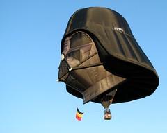 Darth Vader Balloon (Marvin Bredel) Tags: sky newmexico colorful bright hotair balloon albuquerque marvin 2007 albuquerqueinternationalballoonfiesta specialshape marvin908 bredel marvinbredel