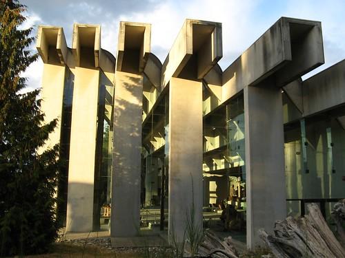 UBC Anthropology Museum I