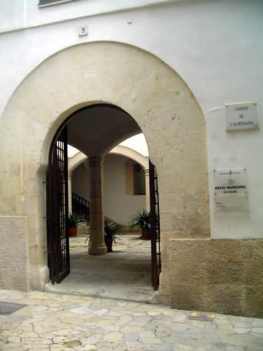 Portal de Can Bordils