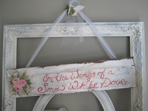 Sign I ordered from Karla's Cottage by you.