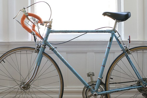 Stolen Ventura 10 Speed Light Blue Cyan
