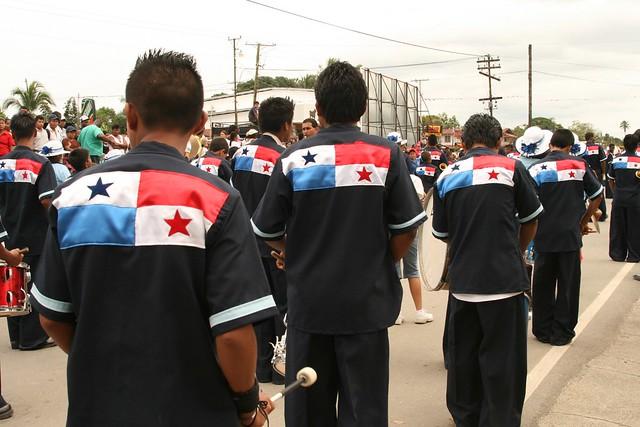 Desfile por la independecia de Colombia,