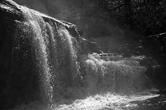 silvery falls (rod lewis) Tags: autumn fab mountains fall water river stream northcarolina falls waterfalls appalachia blueridge mywinners flickrgold rodlewis