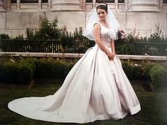 My civil wedding dress
