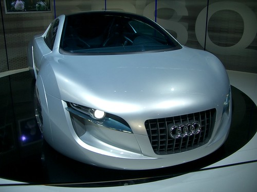 Audi RSQ from the motion