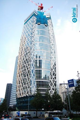 ¿Torre Agbar en Shinjuku? class=