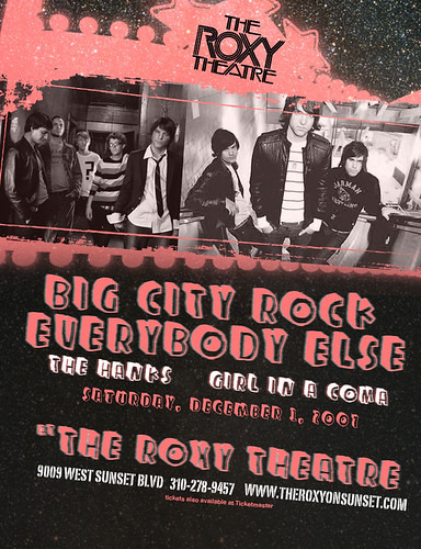 Big City Rock / Everybody Else - 12/1