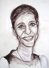 REINA (071125) (przondzion) Tags: portrait woman berlin classic smile