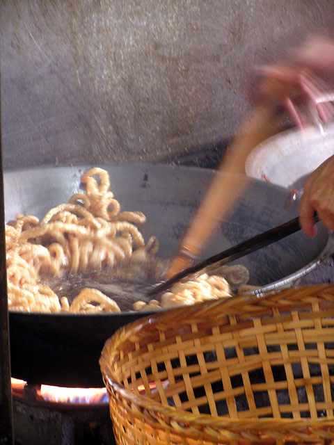 making pork skin