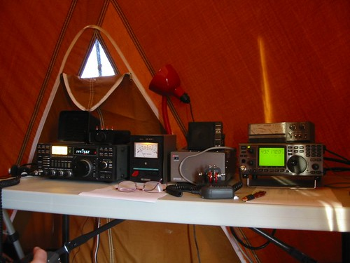 """VHF/UHF Field day November 2007 - 2m and 70cm position • <a style=""""font-size:0.8em;"""" href=""""http://www.flickr.com/photos/10945956@N02/2079496803/"""" target=""""_blank"""">View on Flickr</a>"""