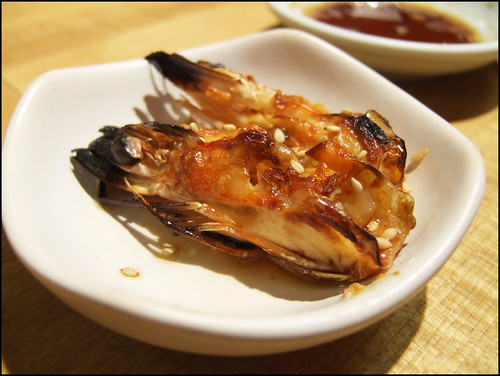 Go's Mart (Canoga Park) - Grilled Shrimp Heads