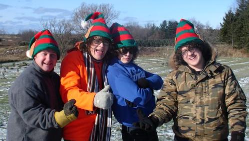 My happy elves
