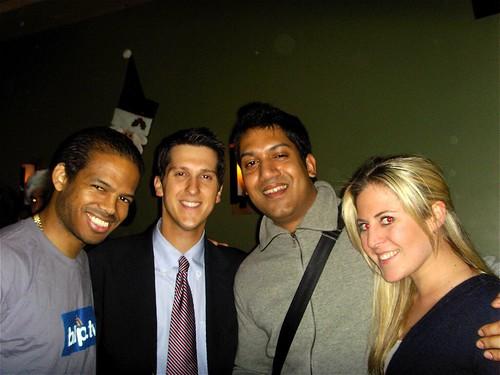 Bill, Brett, Oz & Stephanie