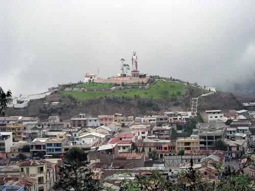 Equateur (Ecuador) Alausi por mitou36.