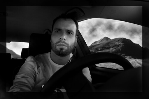 driving and dreaming por JuanRax, en Flickr