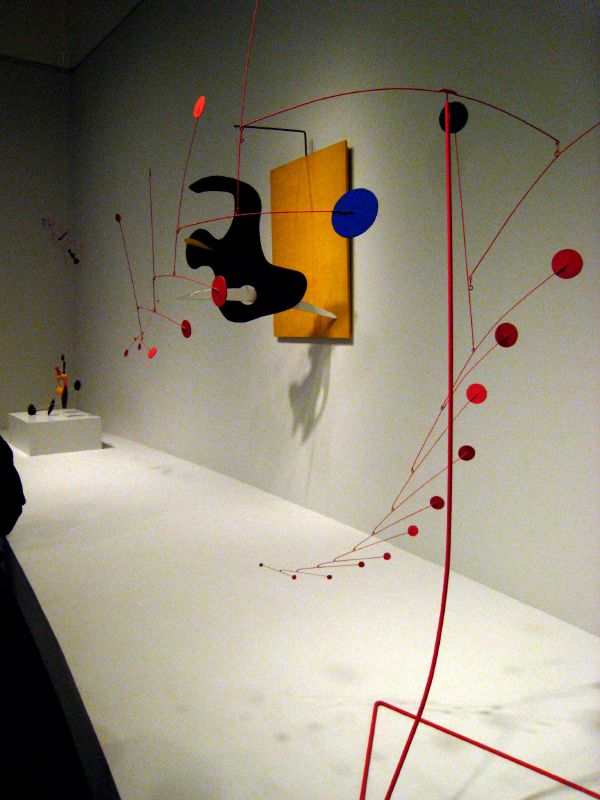 Collection of Calder at the Hirschorn Museum