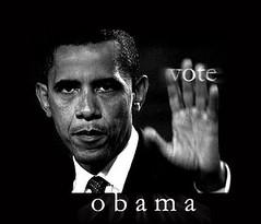 AMERICA: VOTE FOR OBAMA.