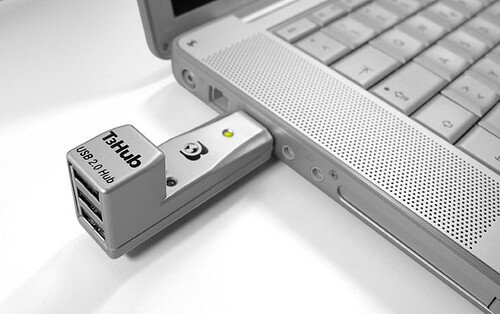 Concentrador USB para MacBook Air