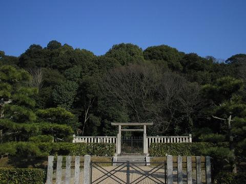 景行天皇陵