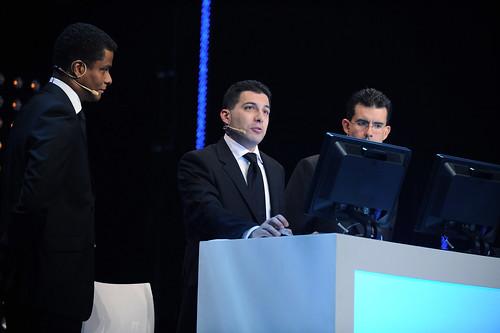 Philippe, Stanislas Quastana et Fabrice Meillon (Plénière jour 2)