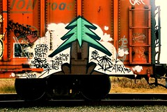 Plant Trees (All Seeing) Tags: art graffiti trains tags pt heavens sfgraffiti graffitiart freights ckt paintedtrains planttrees tunks searius railart sanfranciscograffiti monikers freightgraffiti boxcarart bayareagraffiti hobotags seariuspt planttreesbmb tensckt