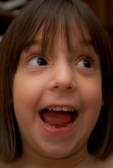 Excited Elizabeth