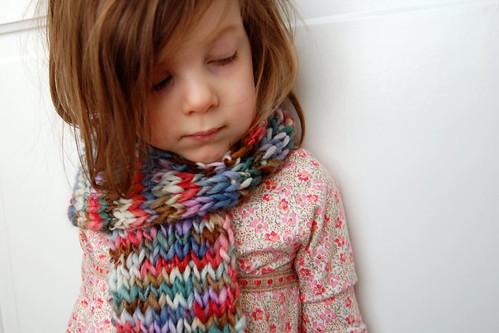 my 12-hour scarf