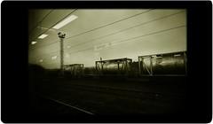 Vision #40 (Mayastar) Tags: uk railroad bw darkness vision theroute mayastar