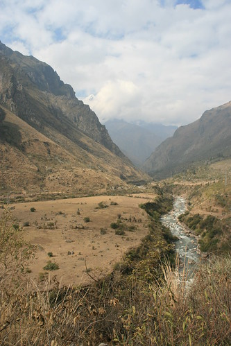 Inca Trail, Day One