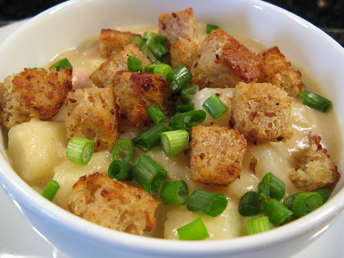 Hearty Baked Potato Soup