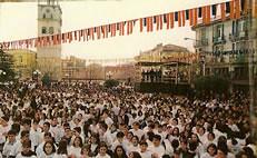 Carnaval congregación Grecia